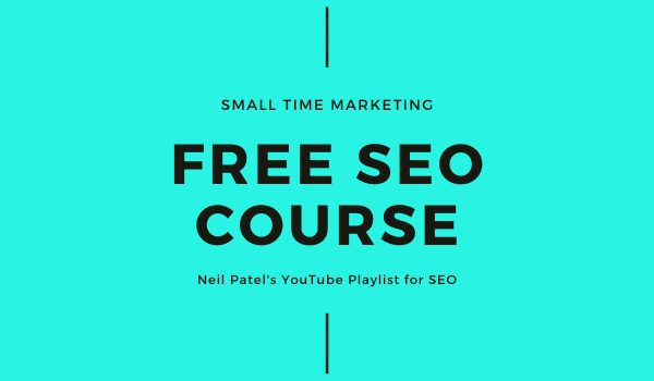 Full YouTube SEO Course from Niel Patel