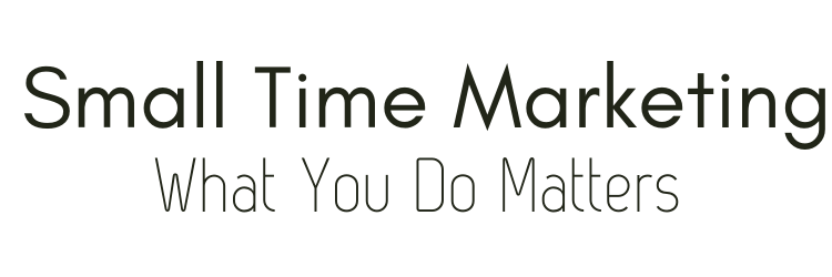 Small Time Marketing