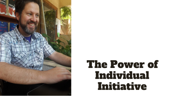 The Power of Individual Initiative